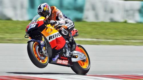 Dani Pedrosa MotoGP 2012