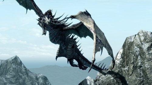 ¿A que ahora te arrepientes de haberte cargado a tantos dragones?