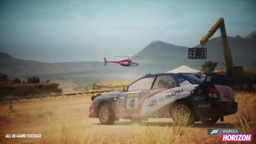 Una nueva dimensión para Forza Horizon