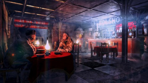 Metro Last Light: que no la caguen