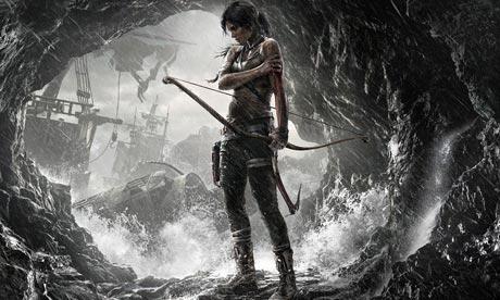 Screenshot from Tomb Raider (2013)