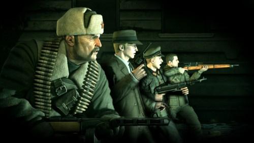 Análisis Sniper Elite Nazi Zombie Army