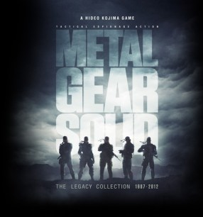 Póster de Metal Gear Solid The Legacy Collection