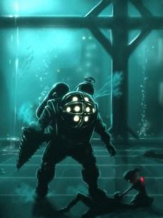 Arte inspirado en Bioshock