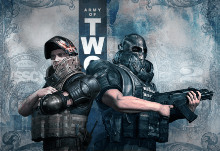 Arte de Army of Two