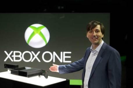 Don Mattrick presentando Xbox One