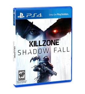 Portada de Killzone Shadow Fall para PS4