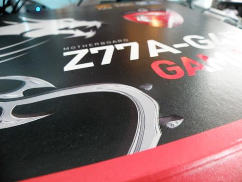 MSI Presentacion Z77