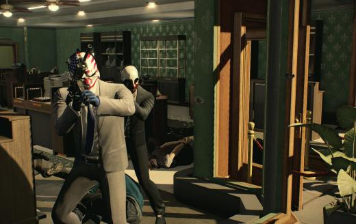PayDay 2 Screen