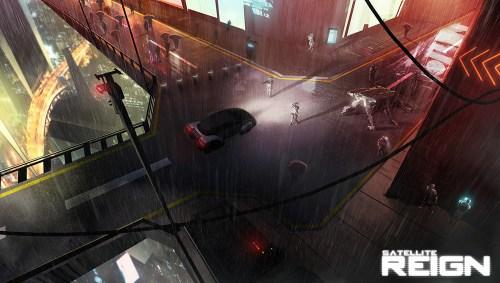Satellite Reign, Kickstarter del creador de Syndicate Wars. Respect.