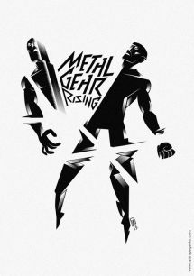 Vincent Roché reinterpretando Metal Gear Rising