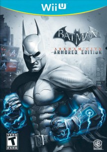 Batman Arkahm City Armored Edition