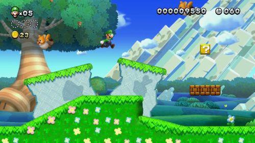 Luigi Wii U