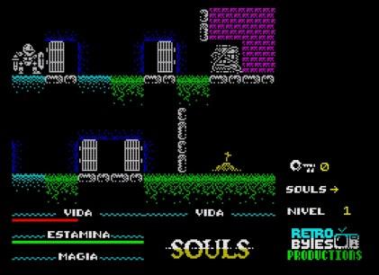 Souls, Homenaje a Dark Souls por Retrobytes Productions