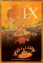 FFIX Minimalist Poster