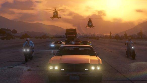 GTA V Online Galería