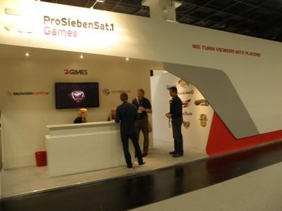 Gamescom prosiebensat
