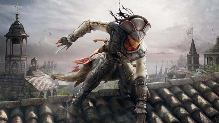 Assassin's Creed Liberation HD Ya Es Oficial Para PS3