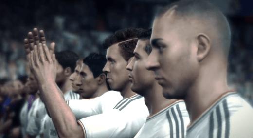Presentación de Gareth Bale en FIFA 14
