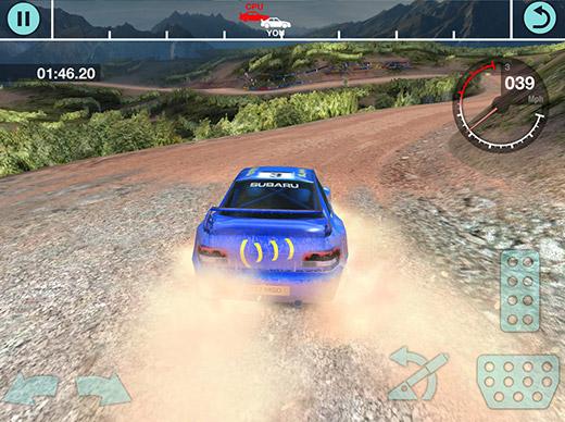 Colin McRae Rally 01