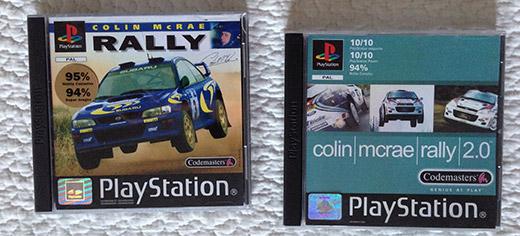 Colin McRae Rally 02