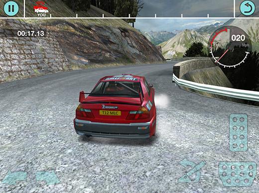 Colin McRae Rally 05