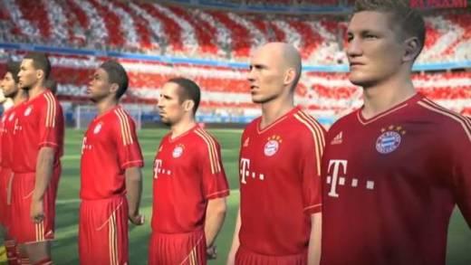 Bayern en PES 2014