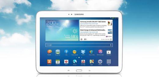 Galaxy Tab 3 10.0