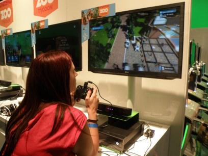 Gamescom prueba mando xbox one