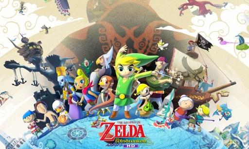 Zelda Wind Waker