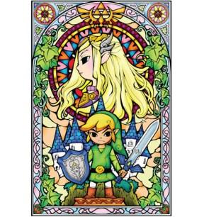Vinilos de Zelda Wind Waker