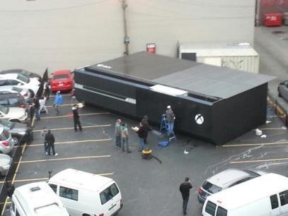 Xbox One gigante