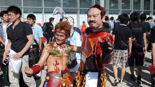 tgs 2013 cosplay