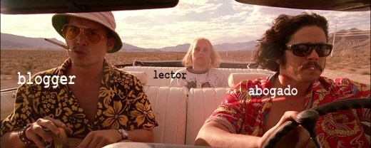 Fear and Loathing in CampBlogger