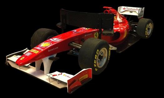 Simulador F1 2013