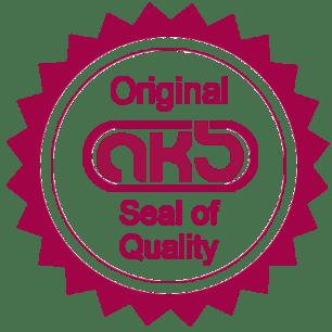Original AKB Seal of Quality