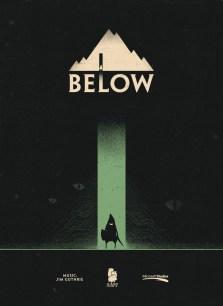 Poster de Below