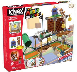KNEX y sus sets de Super Mario Bros.