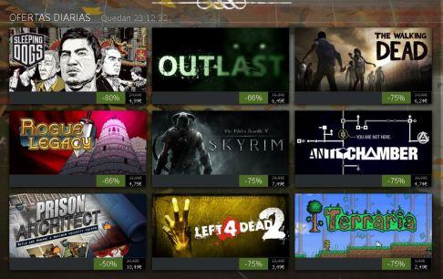 Steam: Ofertas de otoño 2013