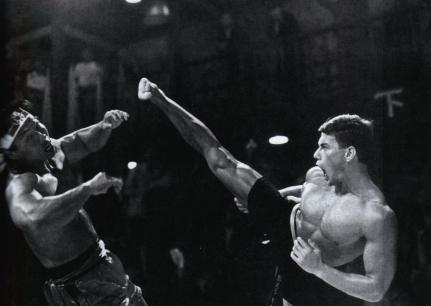 Van Damme en Bloodsport