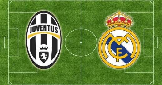 Juve Real Madrid
