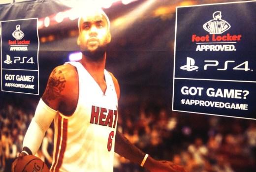 NBA 2K14 lona