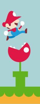 Super Mario por Roswell
