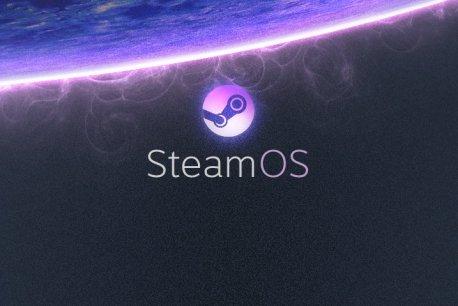 Logo de SteamOS
