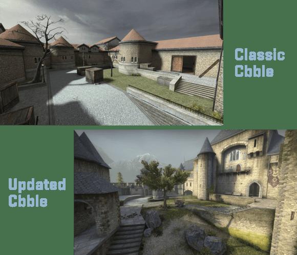 CS:GO cbble