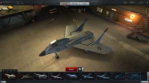 world of warplanes hangar