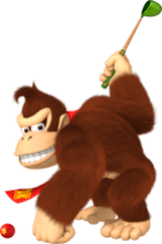 318px-Donkey_Kong_Artwork_-_Mario_Golf_World_Tour