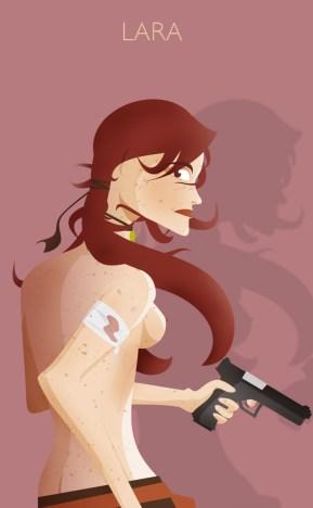 Lara por Roswell
