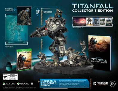 Collector's Edition de Titanfall
