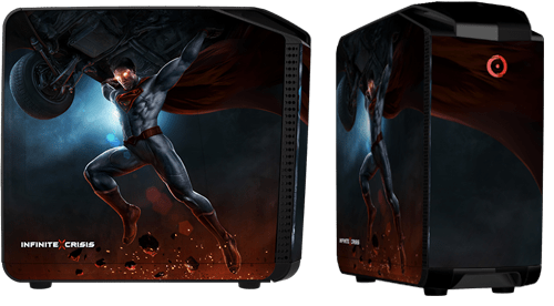 Infinite Crisis Origin PC